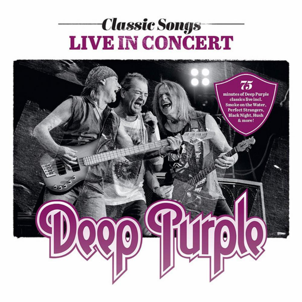 Deep Purple - Classic Songs Live In Concert CD (album) cover