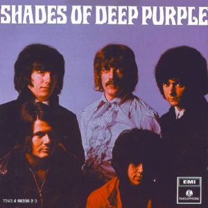 Deep Purple - Shades Of Deep Purple CD (album) cover