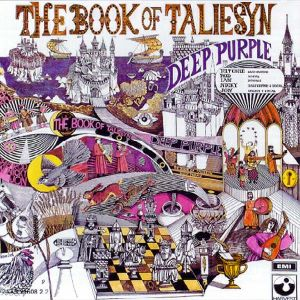 Deep Purple - Book Of Taliesyn CD (album) cover