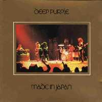 DEEP PURPLE - Made In Japan CD album cover
