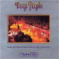 Deep Purple - Made In Europe CD (album) cover