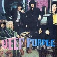 Deep Purple - The Early Years CD (album) cover