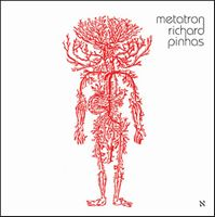 Richard Pinhas - Metatron CD (album) cover