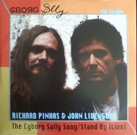 Richard Pinhas - Cyborg Sally CD (album) cover