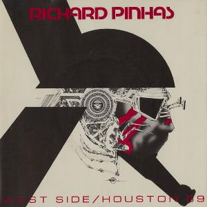 Richard Pinhas - West Side / Houston 69 CD (album) cover