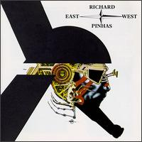Richard Pinhas - East West CD (album) cover