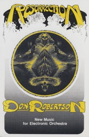 Don Robertson - Resurrection CD (album) cover