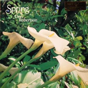 Don Robertson - Spring CD (album) cover