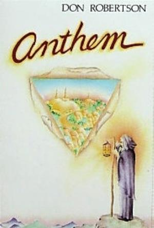 Don Robertson - Anthem CD (album) cover