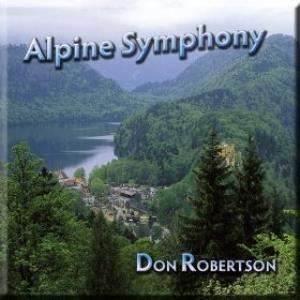 Don Robertson - Alpine Symphony CD (album) cover
