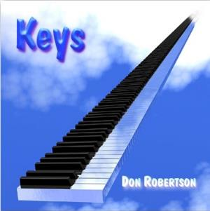 Don Robertson - Keys CD (album) cover