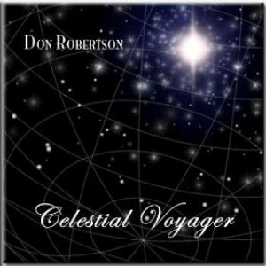 Don Robertson - Celestial Voyager CD (album) cover