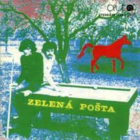 Collegium Musicum - Zelen Posta CD (album) cover