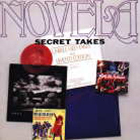 Novela - Secret Takes CD (album) cover