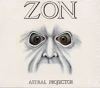 Zon - Astral Projector / Back Down To Earth CD (album) cover