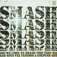 Smash - We Come To Smash This Time CD (album) cover