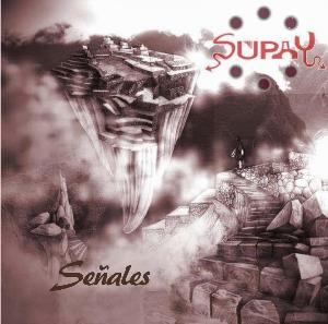 Supay - Señales CD (album) cover