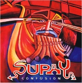 Supay - Confusin CD (album) cover