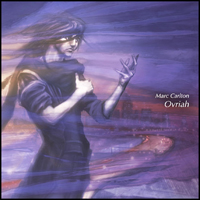 Marc Carlton - Ovriah CD (album) cover