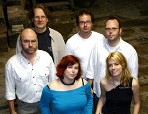 ESTHETIC PALE image groupe band picture