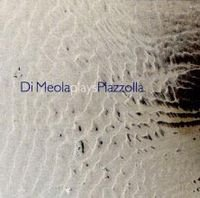 Al Di Meola - Al Di Meola Plays Piazzolla CD (album) cover
