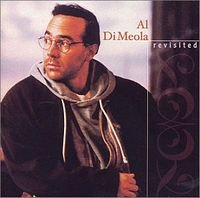 Al Di Meola - Revisited CD (album) cover