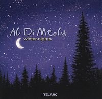 Al Di Meola - Winter Nights CD (album) cover