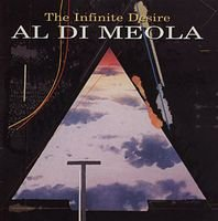 Al Di Meola - The Infinite Desire CD (album) cover