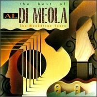Al Di Meola - The Best Of Al Di Meola : Manhattan Years CD (album) cover