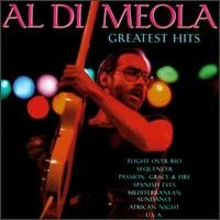 Al Di Meola - Greatest Hits CD (album) cover