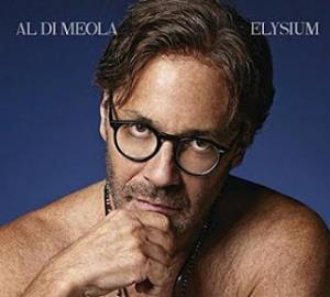 Al Di Meola - Elysium CD (album) cover