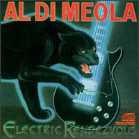 Al Di Meola - Electric Rendezvous CD (album) cover