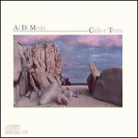 Al Di Meola - Cielo E Terra CD (album) cover