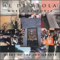 Al Di Meola - Heart Of The Immigrants CD (album) cover