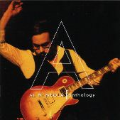 Al Di Meola - Anthology (1975-1982) CD (album) cover