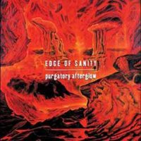 Edge Of Sanity - Purgatory Afterglow CD (album) cover