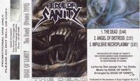 Edge Of Sanity - The Dead CD (album) cover