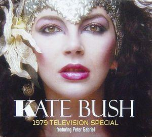 Kate Bush - 1979 Television Special CD (album) cover