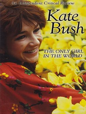 Kate Bush - The Only Girl In The World DVD (album) cover