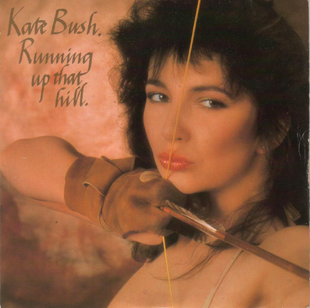 Kate Bush - Running Up That Hill CD (album) cover