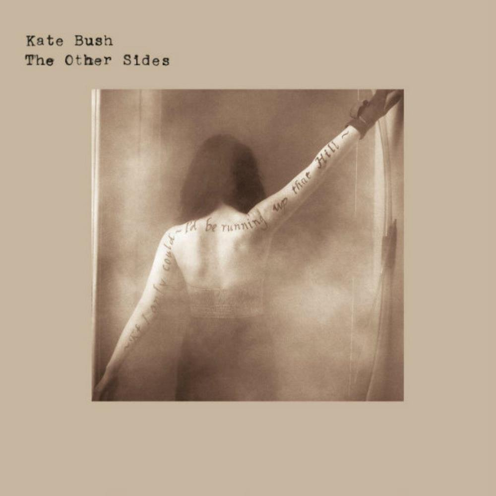 Kate Bush - The Other Sides CD (album) cover