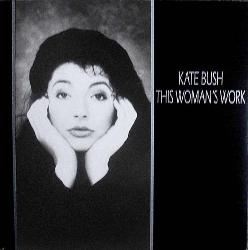Kate Bush - This Woman's Work CD (album) cover