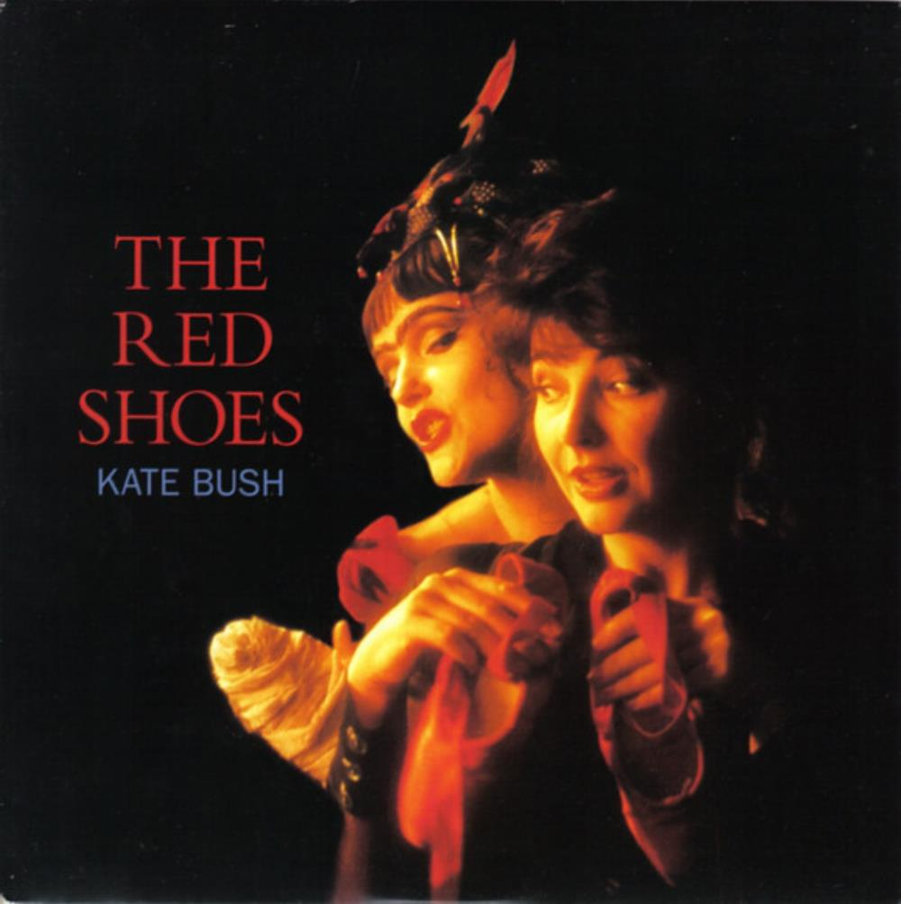 Kate Bush - The Red Shoes CD (album) cover