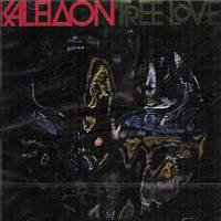 KALEIDON - Free Love CD album cover