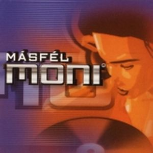 MÁsfÉl - Moni CD (album) cover