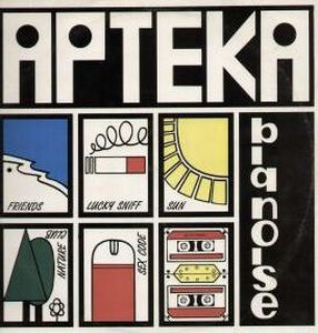Apteka - Big Noise CD (album) cover