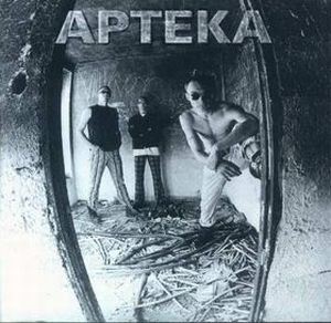 Apteka - Spirala CD (album) cover