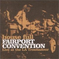 Fairport Convention - House Full CD (album) cover
