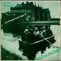 Fairport Convention - Moat On The Ledge CD (album) cover