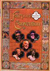 Fairport Convention - Live At The Marlowe Theatre, Canterbury DVD (album) cover